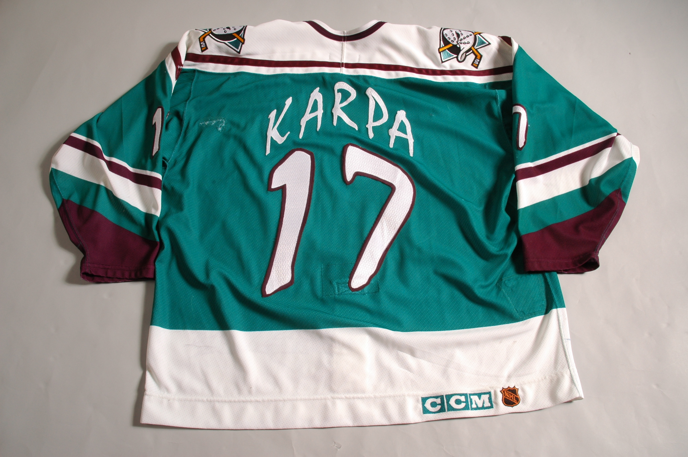 Uni Watch s Flashback -- Looking back at the NHL s third jersey program 90a58deb3