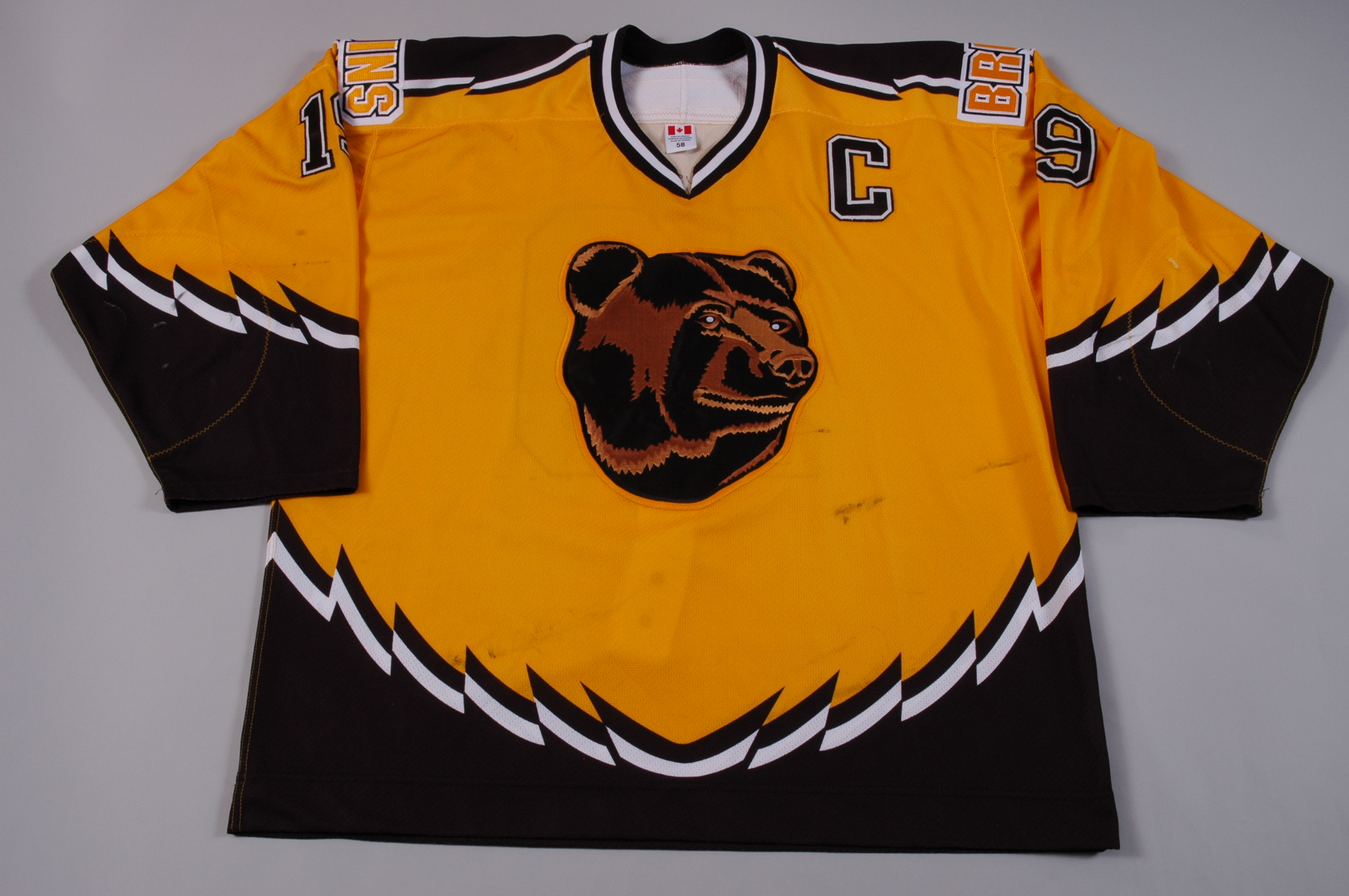 Report  Changes coming to Boston Bruins  uniforms  c0a93cdf393